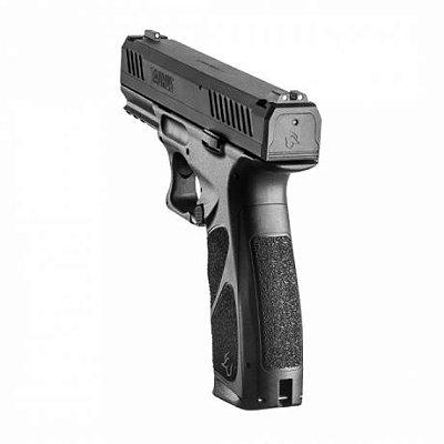 Pistola Taurus 9mm TS9 17+1 tiros preta