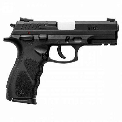 Pistola Taurus 9mm TH9 17+1 tiros preta