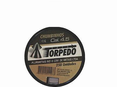 Chumbo LDW TORPEDO 4.5 C/250