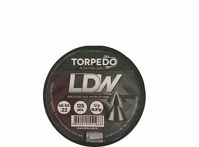 Chumbo LDW TORPEDO 5.5 C/125