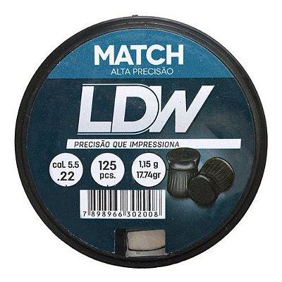 CHUMBO LDW MACH 5.5mm