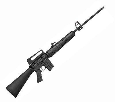 Carabina pressao ROSSI M-16R 4.5 c/gás ram fuzil