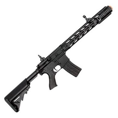 Rifle airsoft AEG M4 SALIENT 6mm CM518 black - CYMA