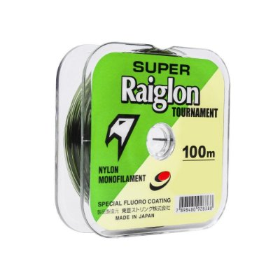 Linha Super Raiglon Tournament 100mts