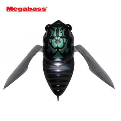 Isca artificial Megabass Cigarrinha GRAND SIGLETT
