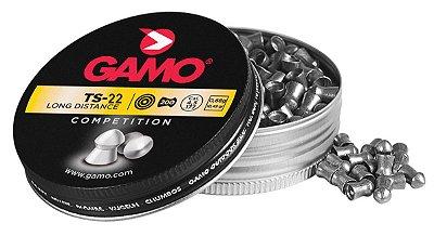 Chumbo Gamo ts-22 5.5 c/200 longa distância