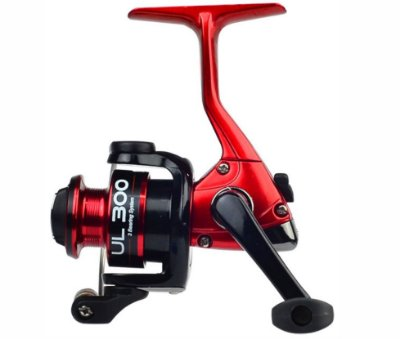 Molinete Marine Sports ULTRA LIGHT UL300 RED&BLACK 3ball