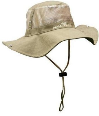 chapéu Panamá nautika com luz de led