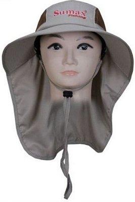 chapéu sumax com proteção sb-1306