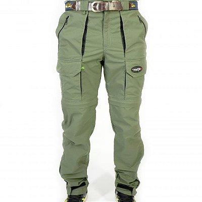calça bermuda MTK amazon verde