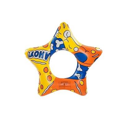 boia inflável infantil estrela