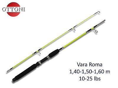 Vara Molinete Ottoni ROMA SRA160-2 1.60MT 10-25LB