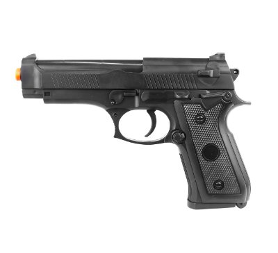 Airsoft Pistola Spring VIGOR P92 mola 6mm
