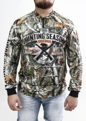 Camiseta Sublimada Airsoft HUNTING SEASON