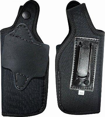 Coldre para Pistola PT840 .40 Externo e Interno