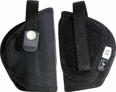 Coldre para Pistola SURI GlOCK / MILENIUM / G2C / THC