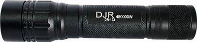 Lanterna Recaregáel DR-123 Tática CREE T6 c/zoom