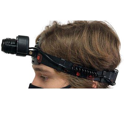 Lanterna de cabeça XY-658 HZ-03-3166 led multifunções