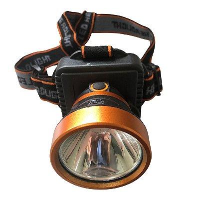 Lanterna de cabeça led multifunções TJ-1598-6