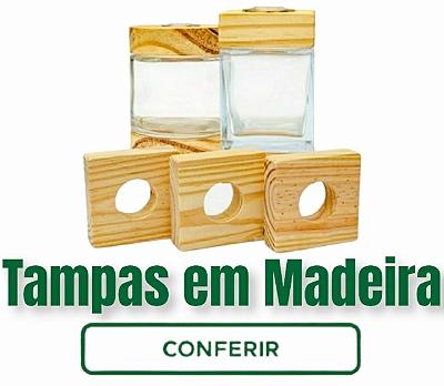 Tampas em Madeira