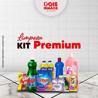 Kit de limpeza premium