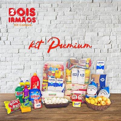 Cesta Básica Premium + LEITE