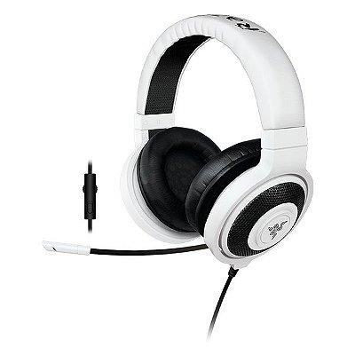 Headset Razer Kraken Pro 2015 Branco com Controlador de Volume