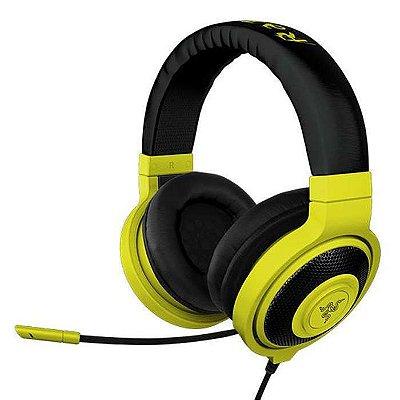 Headset Kraken Pro Amarelo