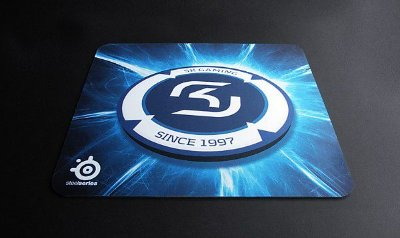 Mousepad Steelseries QcK+ SK Gaming