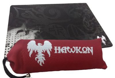 Mousepad Hawkon Smoke