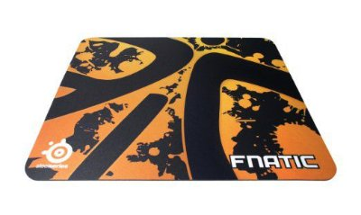 Mousepad Steelseries QcK+ Fnatic 2