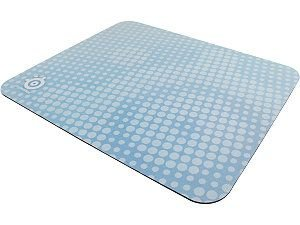 Mousepad Steelseries QcK+ Frostblue