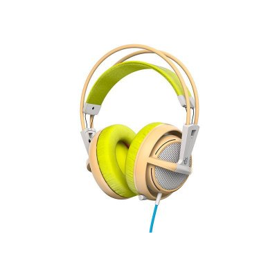 Headset Steelseries Siberia 200 Gaia Verde