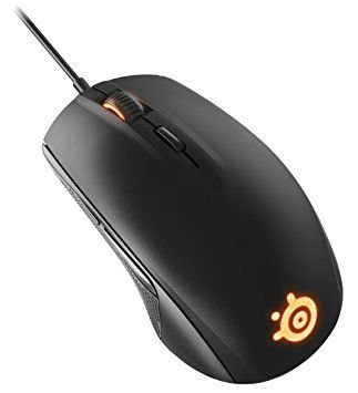 Mouse Steelseries Rival 100 - Preto