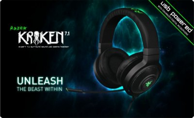 Headset Razer Kraken 7.1