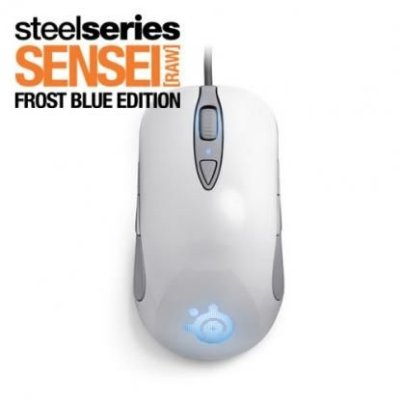 Mouse Steelseries Sensei Raw Frostblue