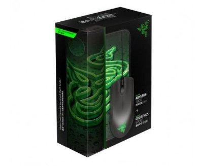 Mouse Abyssus 1800dpi + Goliathus Control