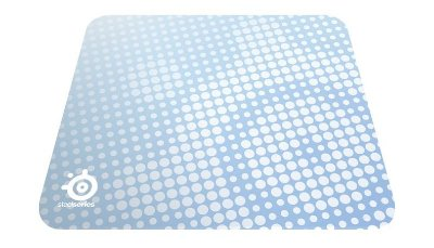 Mousepad Steelseries QcK Frostblue