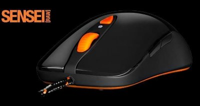 Mouse Steelseries Sensei Raw HeatOrange