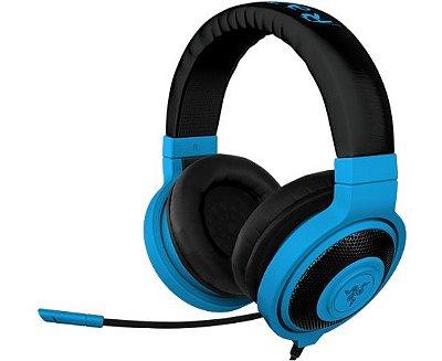 Headset Razer Kraken Pro Neon Azul