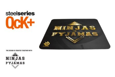 Mousepad Steelseries QcK+ NiP