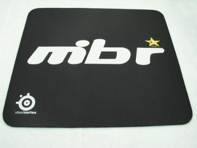 Mousepad Steelseries QcK+ mibr