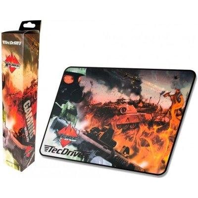 Mousepad TecDrive Xfire Battle Strike