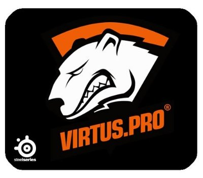 Mousepad Steelseries QcK Virtus Pro