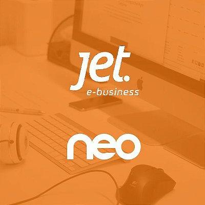 Implantação com criação de template | Plataforma Jet Neo