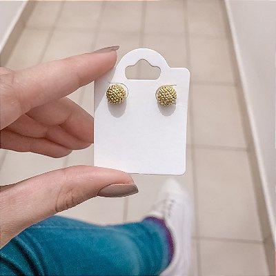 Brinco new collection, itália, dourado - REF B600
