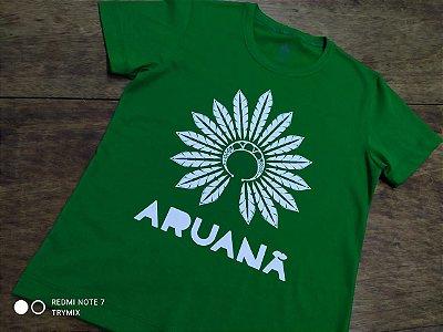 Camiseta Tribos Xingu (Verde)
