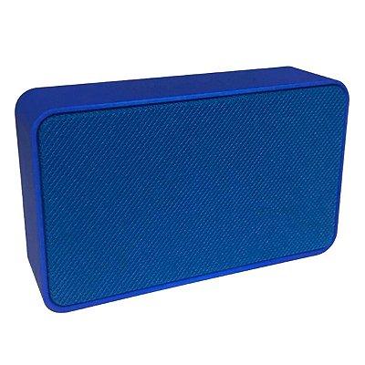 Caixa de Som X-Trax com Bluetooth X500 Azul