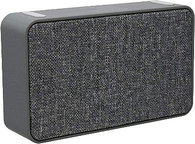 Caixa De Som X-Trax Com Bluetooth X500 Cinza
