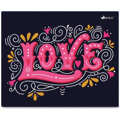 Mouse Pad Love PVC